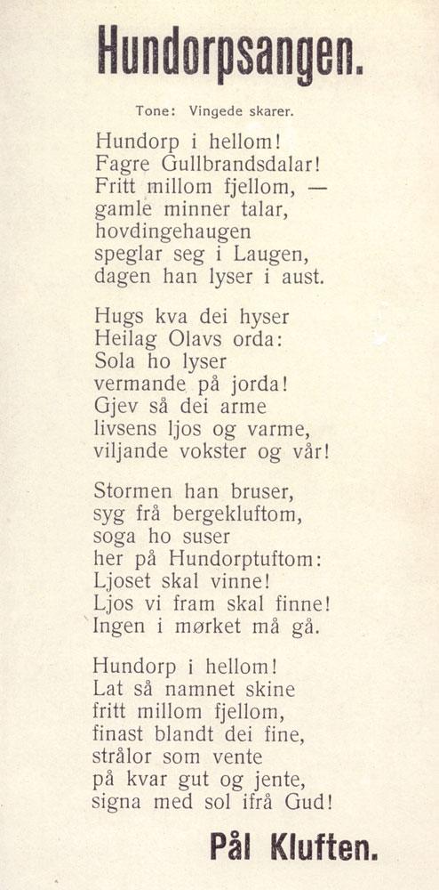 bjørnstjerne bjørnson dikt og sanger