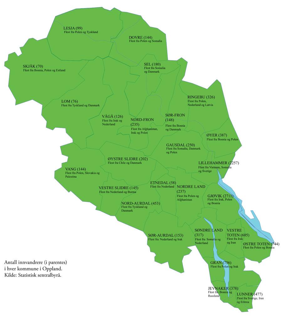 Sondre Land Kommune Kart Dedooddeband