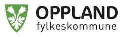 Logo Oppland Fylkeskommune