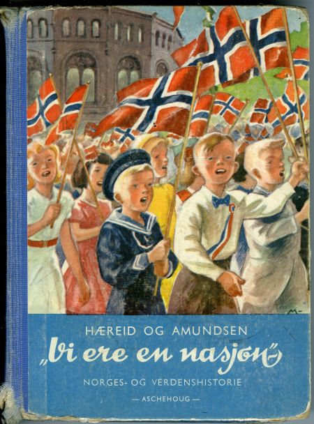 Gamle skolebøker